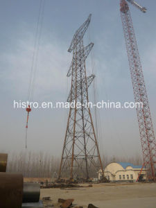 Lattice Steel Electricity Transmission Line Tower pictures & photos