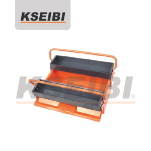 Tool Box -with 3 Compartments-Kseibi pictures & photos