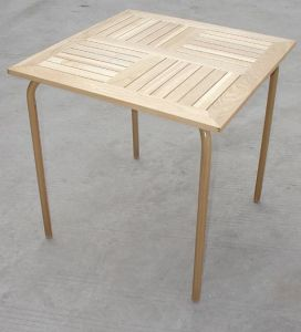 Outdoor Wood Table (TA82027)
