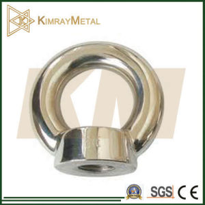 Stainless Steel Eye Nut (DIN 582) pictures & photos