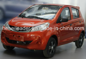 Red Color Electric Car (LDG-RWD) pictures & photos
