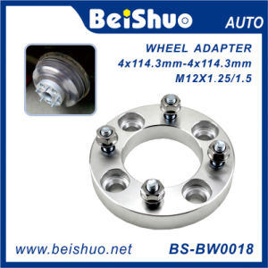 1′′ Thick 4 Holes PCD 4X4.5′′ Aluminum Alloy Wheel Adapter pictures & photos