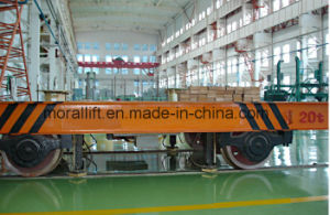 Overlength Warehouse Material Handling Transfer Cart pictures & photos