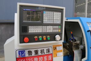 China Cheap Hobby Small Mini CNC Lathe for Sale(CK6125) pictures & photos