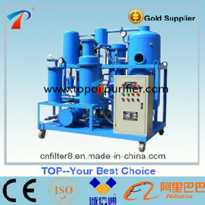 Physical Purification Process Lubrication Oil Recycling Machine (TYA series) pictures & photos
