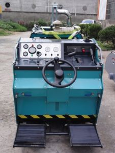 Concrete Road Cutter WT850