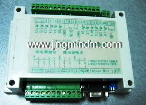 20 Points Io Serial Port Relay PLC Controller