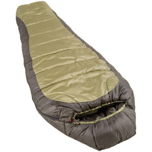 Mummy Shape Cotton Sleeping Bag pictures & photos