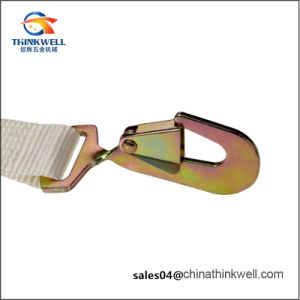 "2"" Cargo Lashing Strap Belt with Snap Hooks pictures & photos"