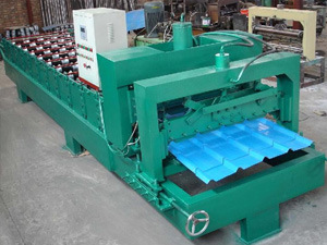 Most Popular Glazed Tile Press Machine