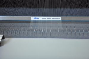 Dpp90t-45y Yellow Monofilament Polyester Screen Printing Mesh pictures & photos