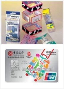 Folding Box Clear Rigid Film PVC pictures & photos