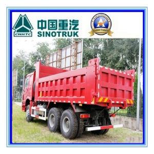 Sinotruk HOWO Tipper 6 X 4 Heavy Dumper Truck 290HP pictures & photos