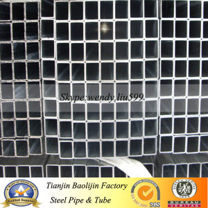Shs Rhs ASTM A500 Ms Square Steel Tube pictures & photos