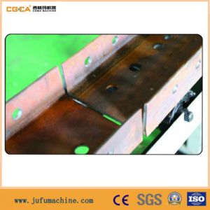 Angle Band Steel Shearing Line with CNC pictures & photos