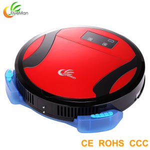 2016 Slim Body APP Robot Vacuum Cleaner for House Cleaning pictures & photos