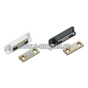 Steel Magnetic Door Catch (A-024-S) pictures & photos