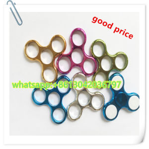 Top Sell Metallic Color Triangle Hand Spinner with Good Price pictures & photos