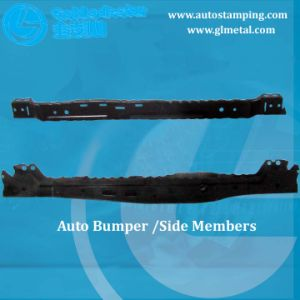 Auto Bumper Stamping Die Manufacture