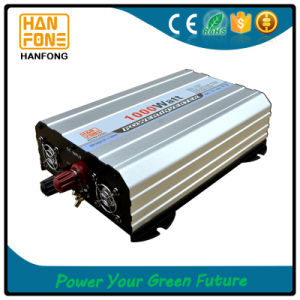 off Grid 12V 24V 1000W Power Inverter for Home (FA1000) pictures & photos