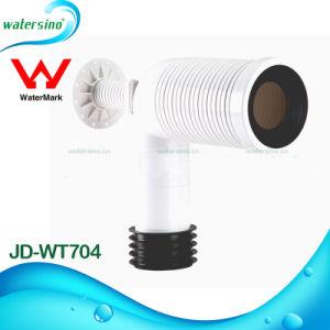 Rubber Plastic Toilet Connector PVC S Type Trap Plumbing Fixtures pictures & photos