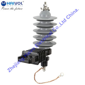 Polymeric Housed Metal-Oxide Surge Arrester without GAPS (YH5W-24) pictures & photos