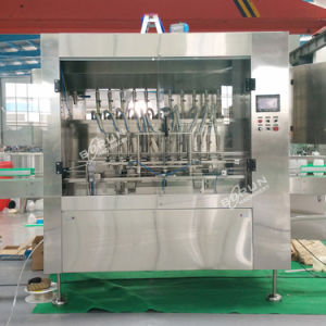 Sunflower Oil Filling Packing Machine pictures & photos