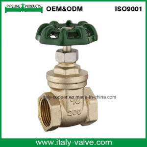 Standard Type Chinese Produ⪞ ED Brass Forged Gate Valve (AV4051) pictures & photos