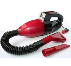 Handheld Dust Suction Collector for Dry and Wet Use 60W 12V Car Vacuum Cleaner pictures & photos