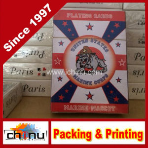 Plastic PVC Custom Printed Playing Cards (430009) pictures & photos