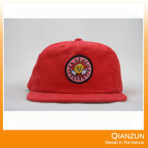 Snapback Flat Cap with Your Logo Snap Back Hats pictures & photos