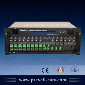 CATV Equipment Optical Transmitter pictures & photos
