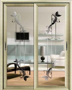 Made in China Aluminium Sliding Doors Interior Doors pictures & photos