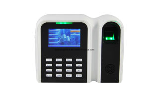 SSR Fingerprint Time Attendance Scanner with RFID ID Card Reader (T9/ID) pictures & photos