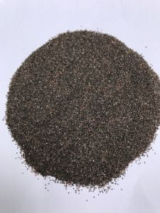 Brown Corundum pictures & photos