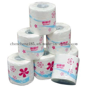 Wood Pulp Jumbo Large Tissue Paper Roll Fk-96 pictures & photos
