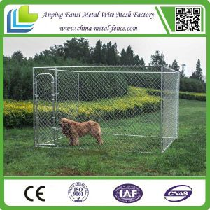 Durable Cheap Chain Link Welded Wire Dog Kennels for Sale pictures & photos