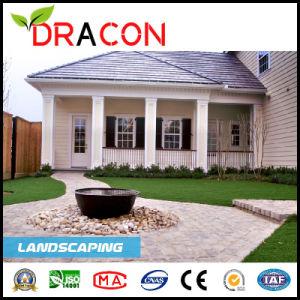 Realistic Garden Lawn Landscape Turf (L-4001) pictures & photos