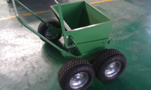 Manual Sand Spreader for Artificial Grass pictures & photos