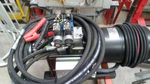 24 Volts DC 4kw Double Acting Hydraulic Power Unit pictures & photos