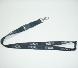 Custom Flat Woven Multi Safety Lanyards/Strap pictures & photos