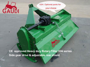 CE Approved Heavy Duty Rotary Tiller (IGN series) pictures & photos