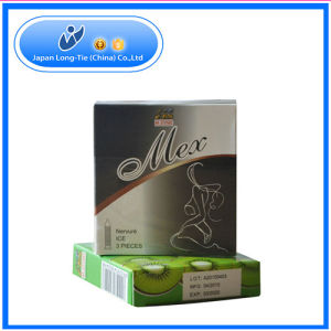 M-Zone Brand Ribbed Male Condom pictures & photos