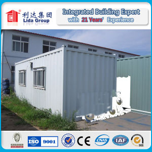 2015 The Latest Design Luxury Prefab Container Homes pictures & photos