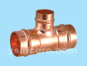 Copper Capillary Lead Free Solder Ring Fittings