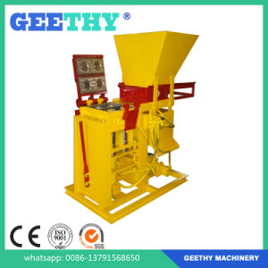 Eco Brb Clay Interlocking Brick Making Machine