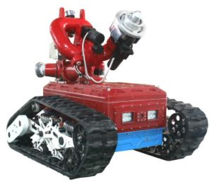 Fire Department Recommend Fire Fighting Robot pictures & photos