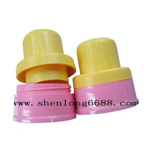 Plastic Laundry Bottle Cap 58mm
