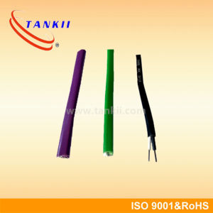 White and green color Thermocouple cable (type K ) pictures & photos