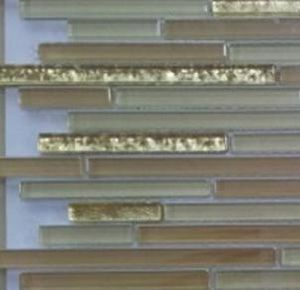 High Quality Shine Crystal Ceramic Glass Mosaic pictures & photos